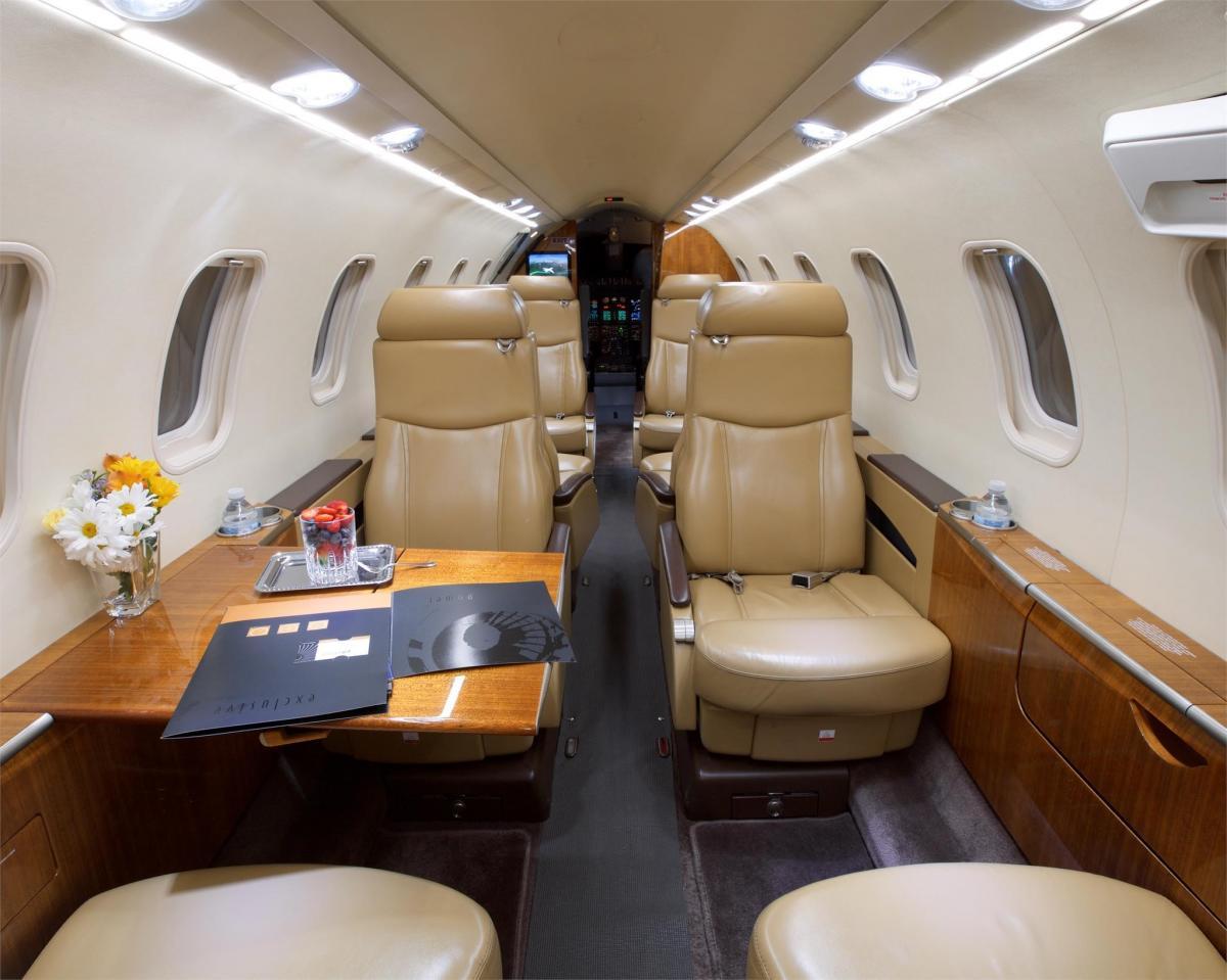 2009 Learjet 45XR Photo 4