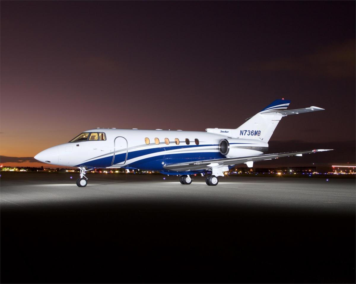 1998 Hawker 800XP Photo 2