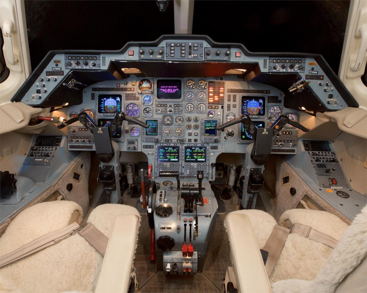1998 Hawker 800XP Photo 5
