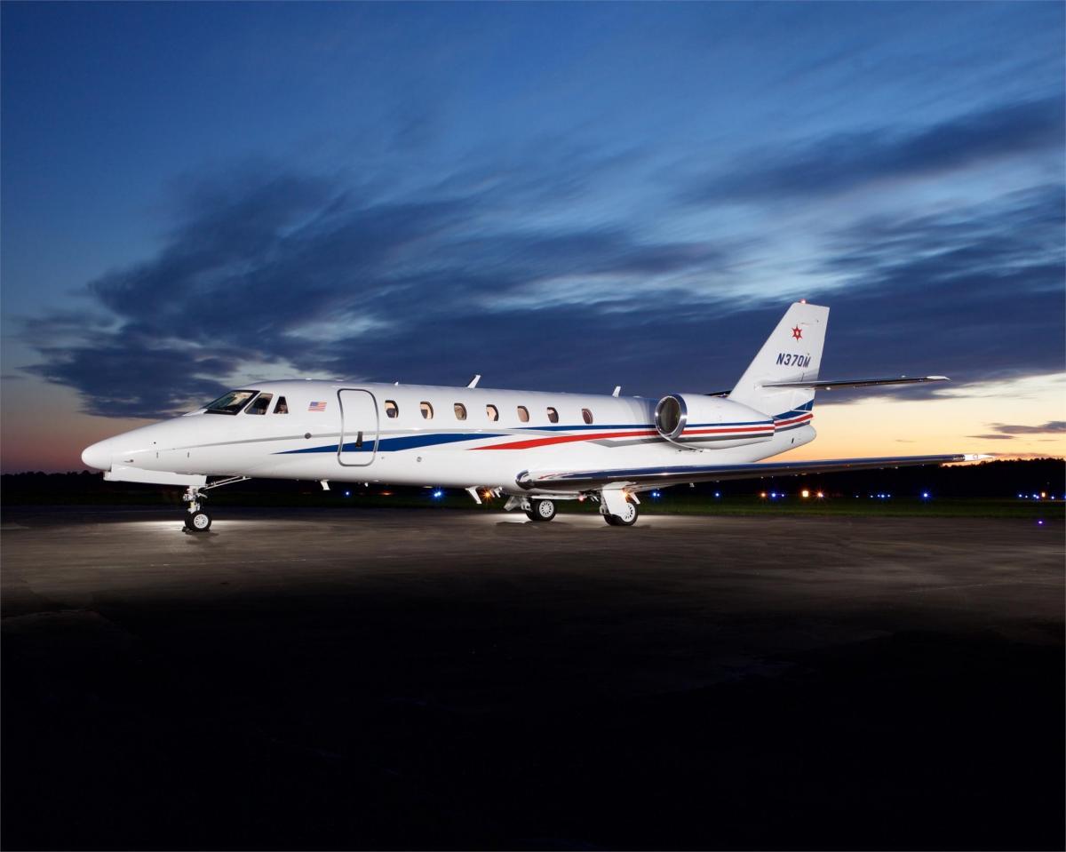 2011 Cessna Citation Sovereign Photo 2