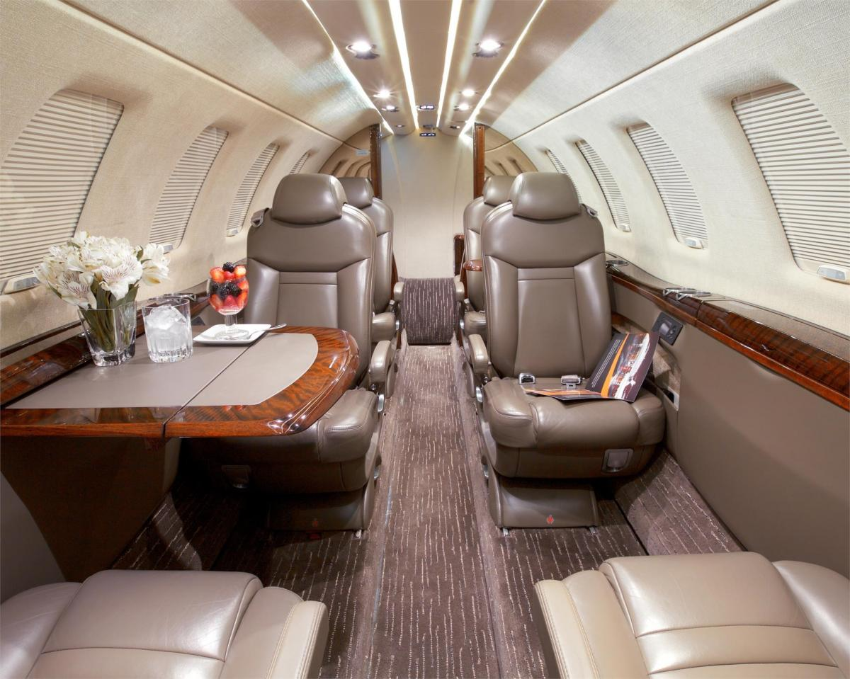 2012 Cessna Citation CJ4 Photo 4