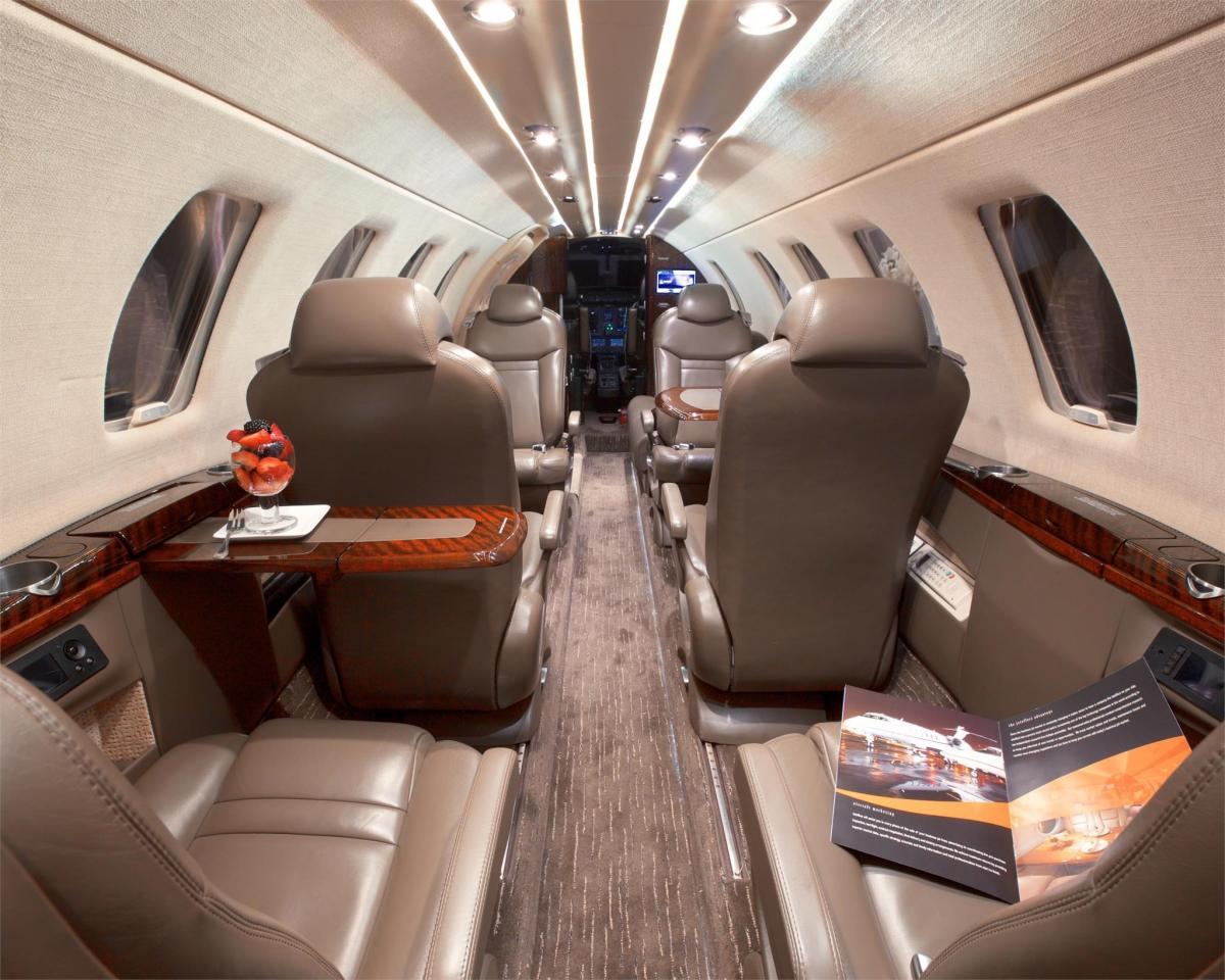 2012 Cessna Citation CJ4 Photo 3