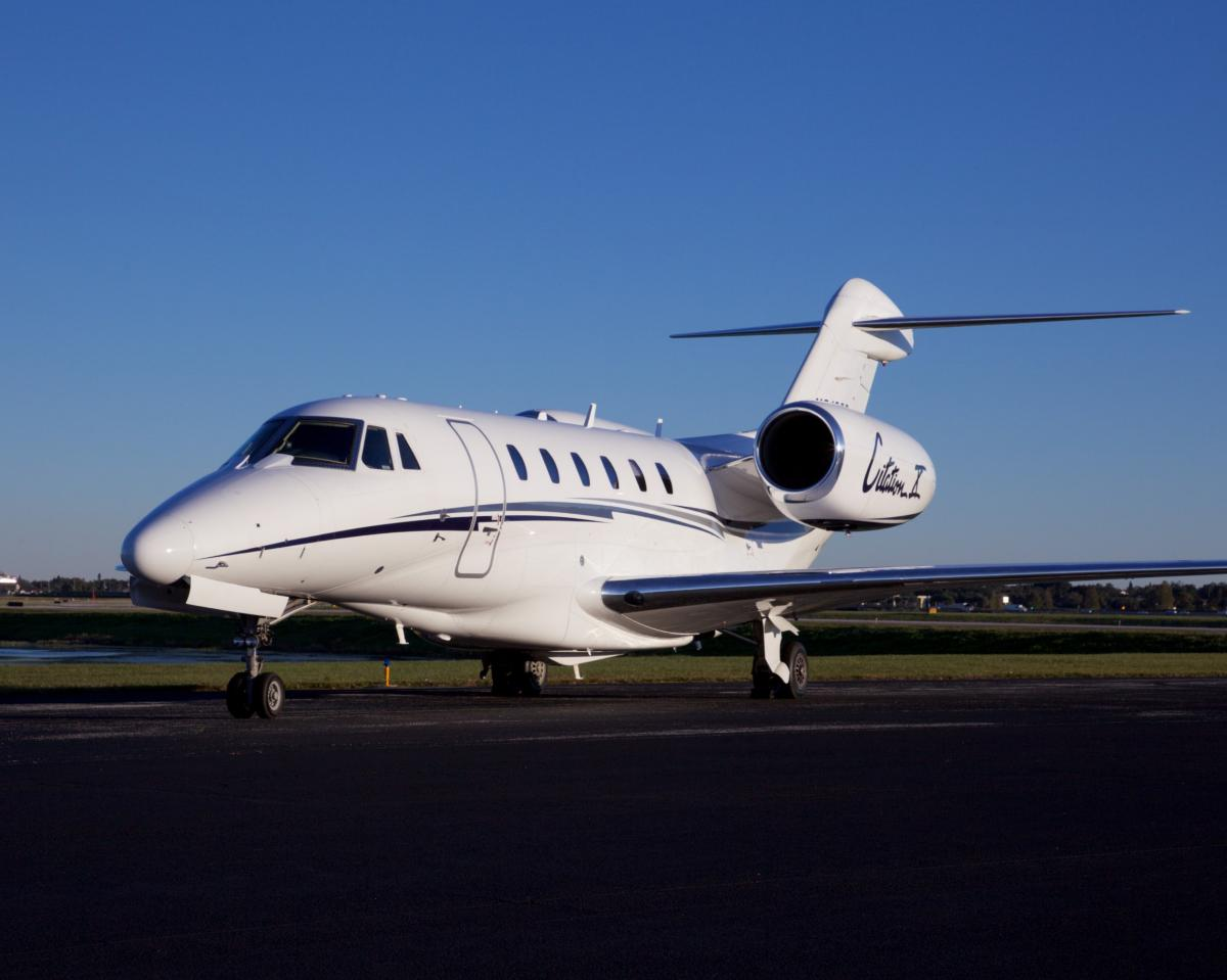 2004 Cessna Citation X Photo 2