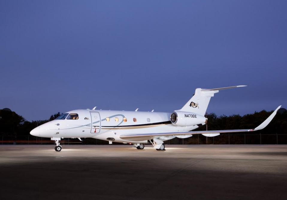 2019 EMBRAER PRAETOR 500 Photo 2