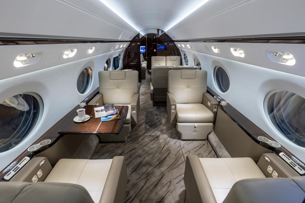 2013 Gulfstream G550 Photo 6