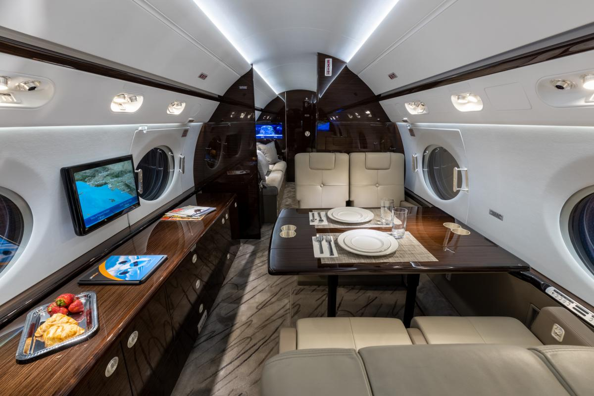 2013 Gulfstream G550 Photo 7