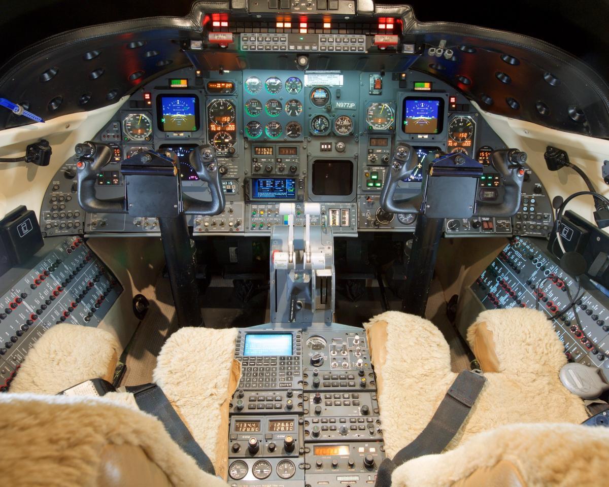 1997 Learjet 31A Photo 5