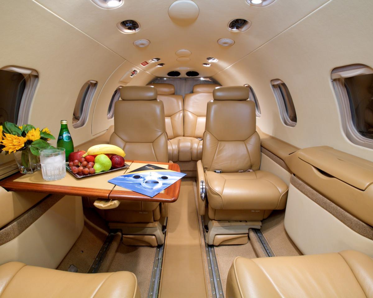 1997 Learjet 31A Photo 6