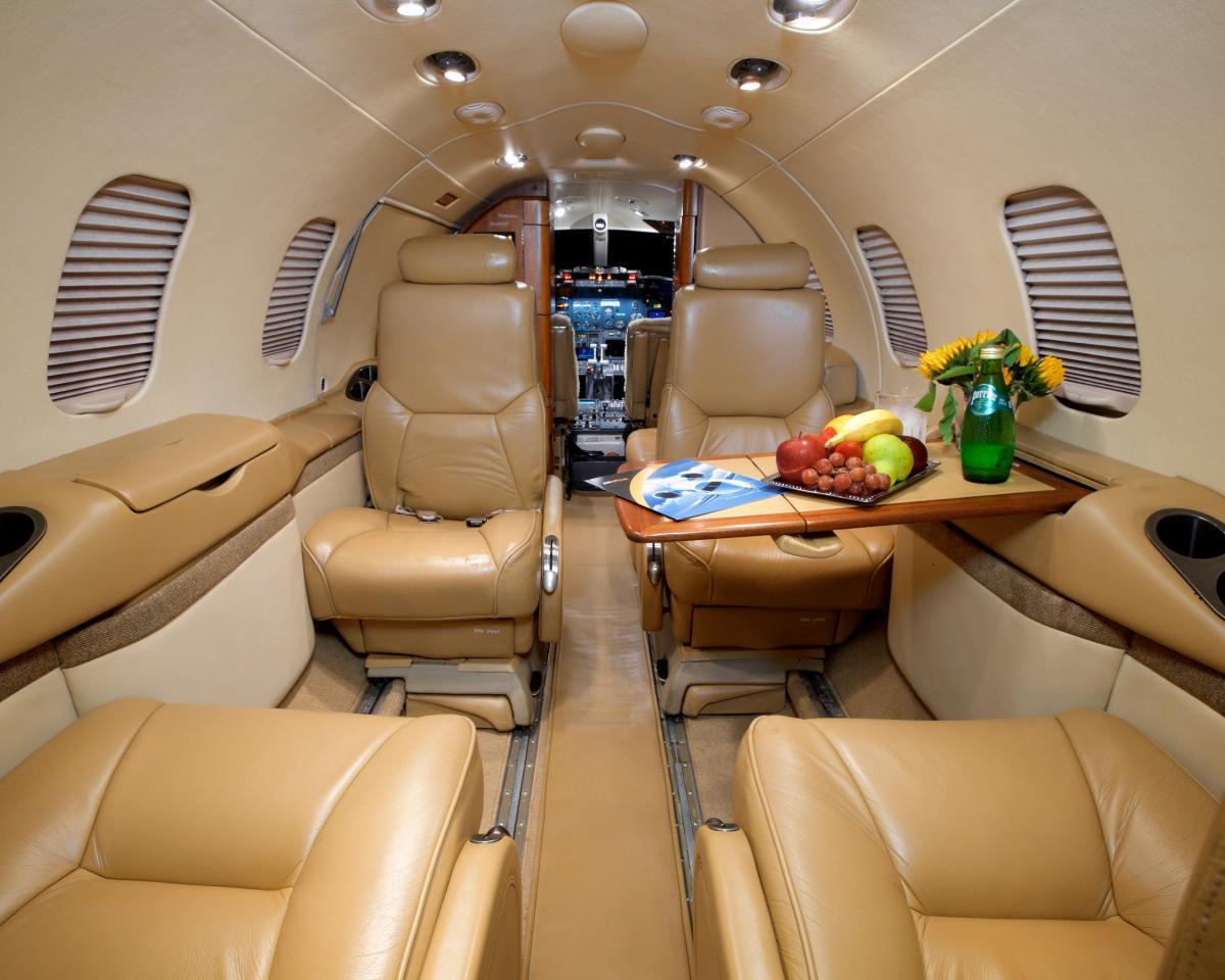 1997 Learjet 31A Photo 4