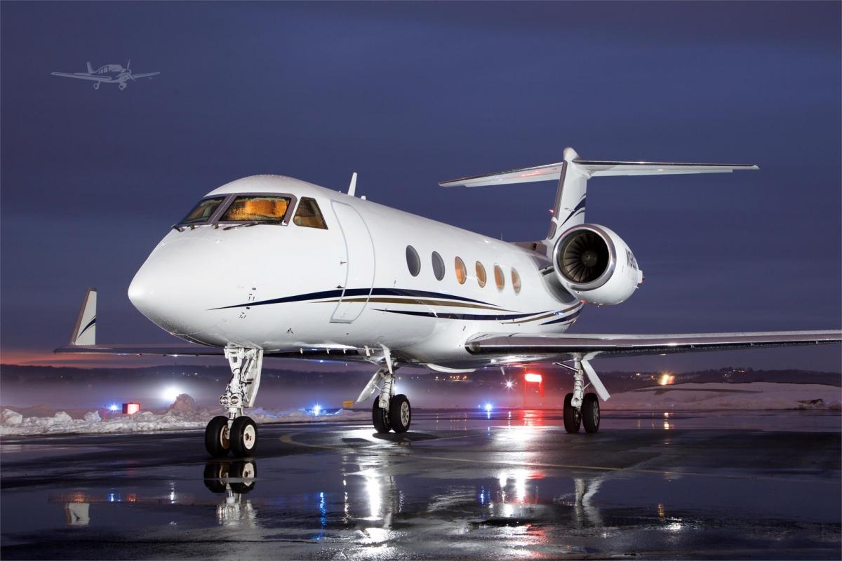 1989 GULFSTREAM IV  - Photo 1