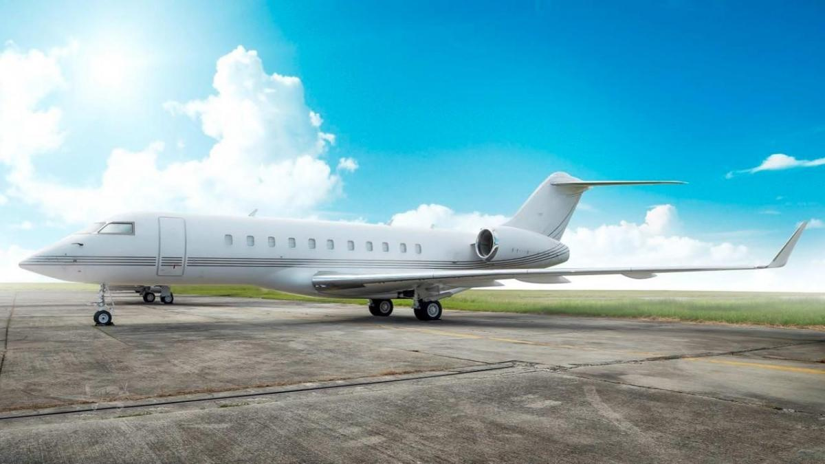 2007 BOMBARDIER GLOBAL 5000 - Photo 1