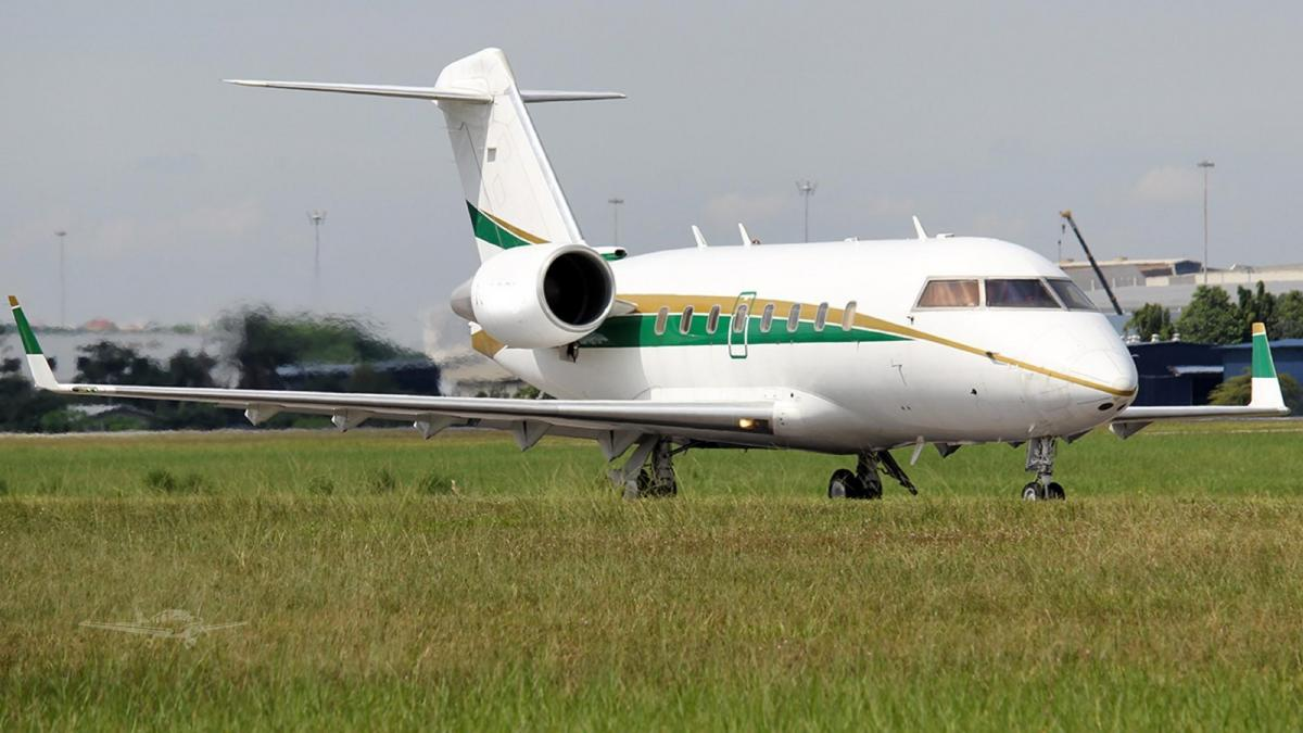 1989 BOMBARDIER/CHALLENGER 601-3A - Photo 1