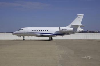 2007 DASSAULT FALCON 2000EX EASy II for sale - AircraftDealer.com