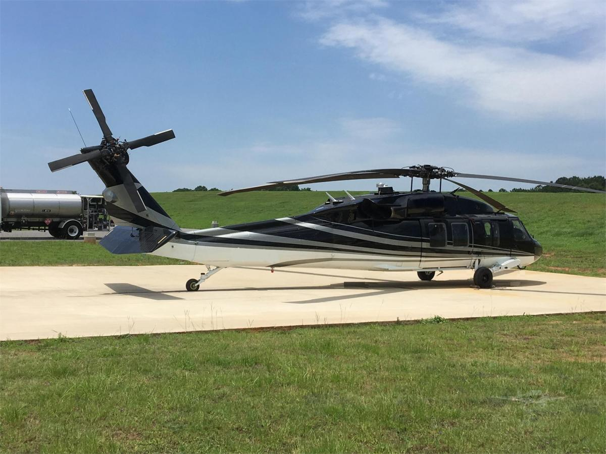 2007 SIKORSKY UH-60L BLACK HAWK - Photo 1