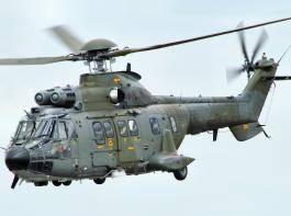 EUROCOPTER AS 332M1 - Photo 1