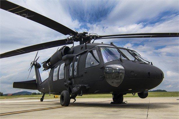 1985 SIKORSKY UH-60A BLACK HAWK Photo 3