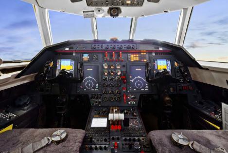 1982 Dassault Falcon 50 Photo 7