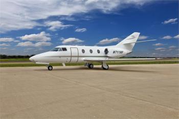1988 DASSAULT FALCON 100  for sale - AircraftDealer.com