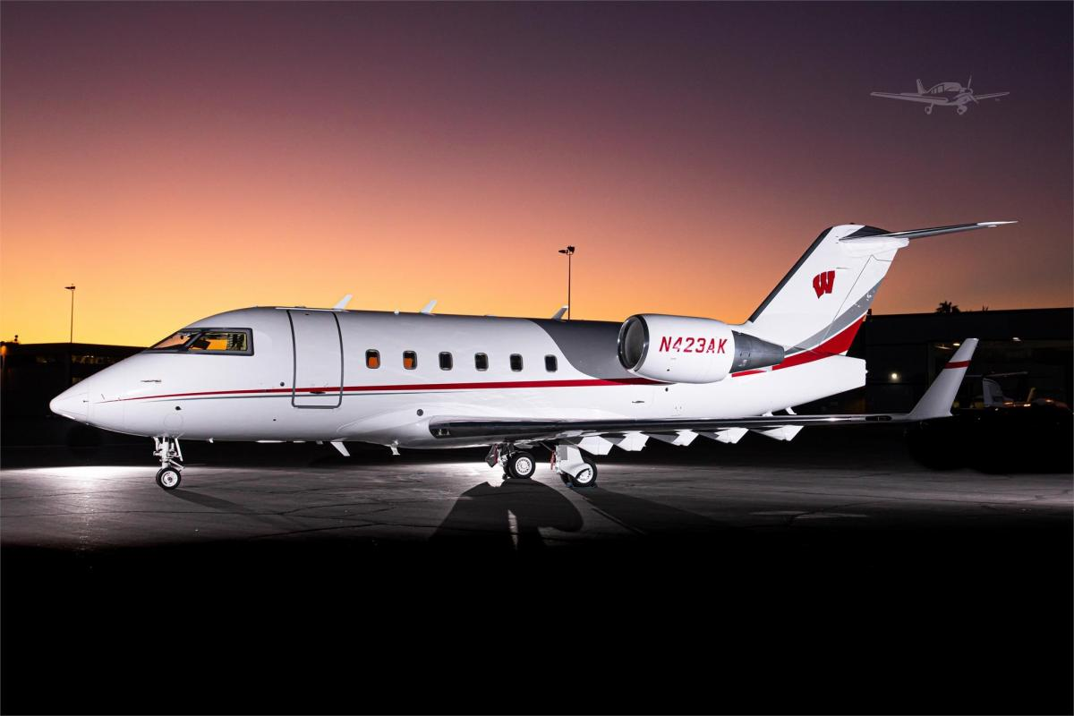 1989 BOMBARDIER/CHALLENGER 601-3A/ER - Photo 1