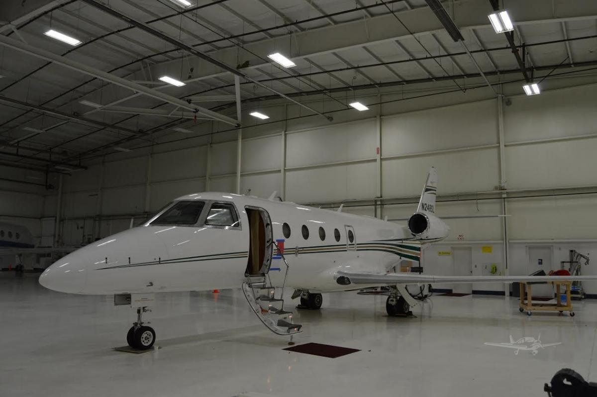 2007 Gulfstream G150 Photo 2