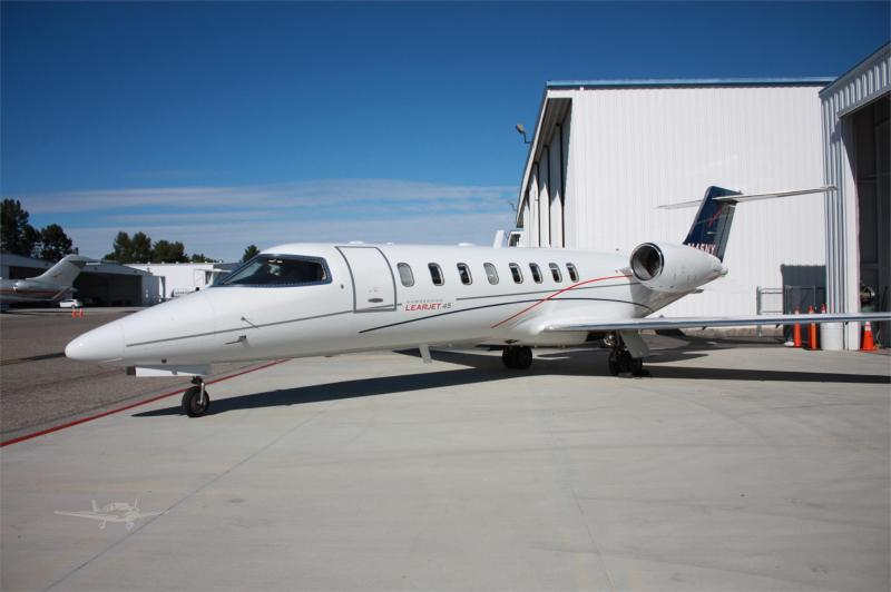 2001 LEARJET 45 Photo 2