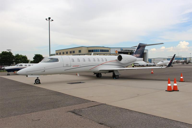 2001 LEARJET 45 Photo 3