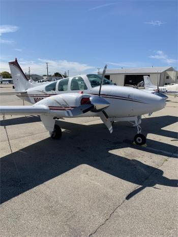 1979 BEECHCRAFT B55 BARON for sale - AircraftDealer.com