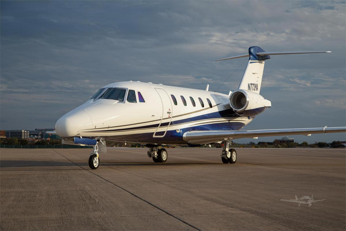 1998 CESSNA CITATION VII  Photo 2