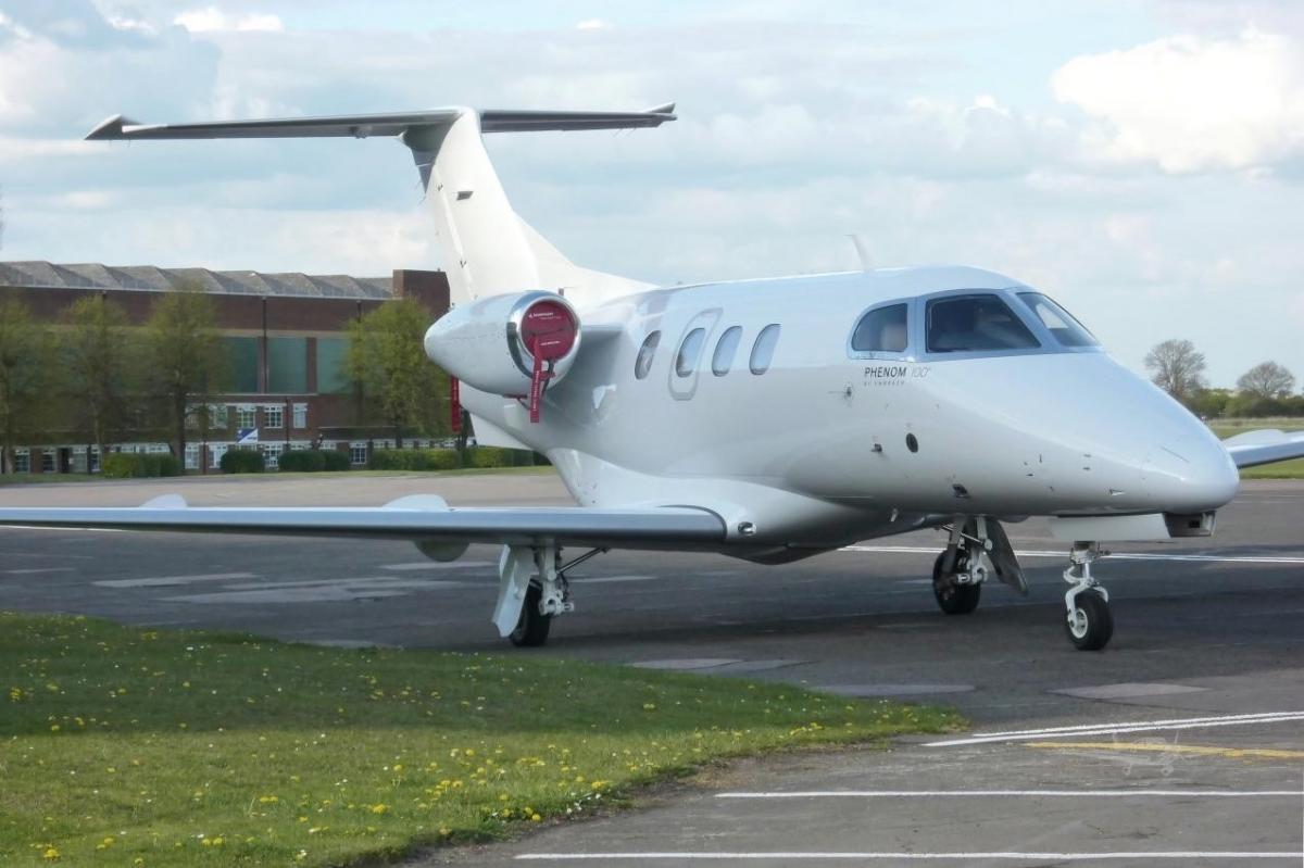 2009 Embraer Phenom 100 Photo 2