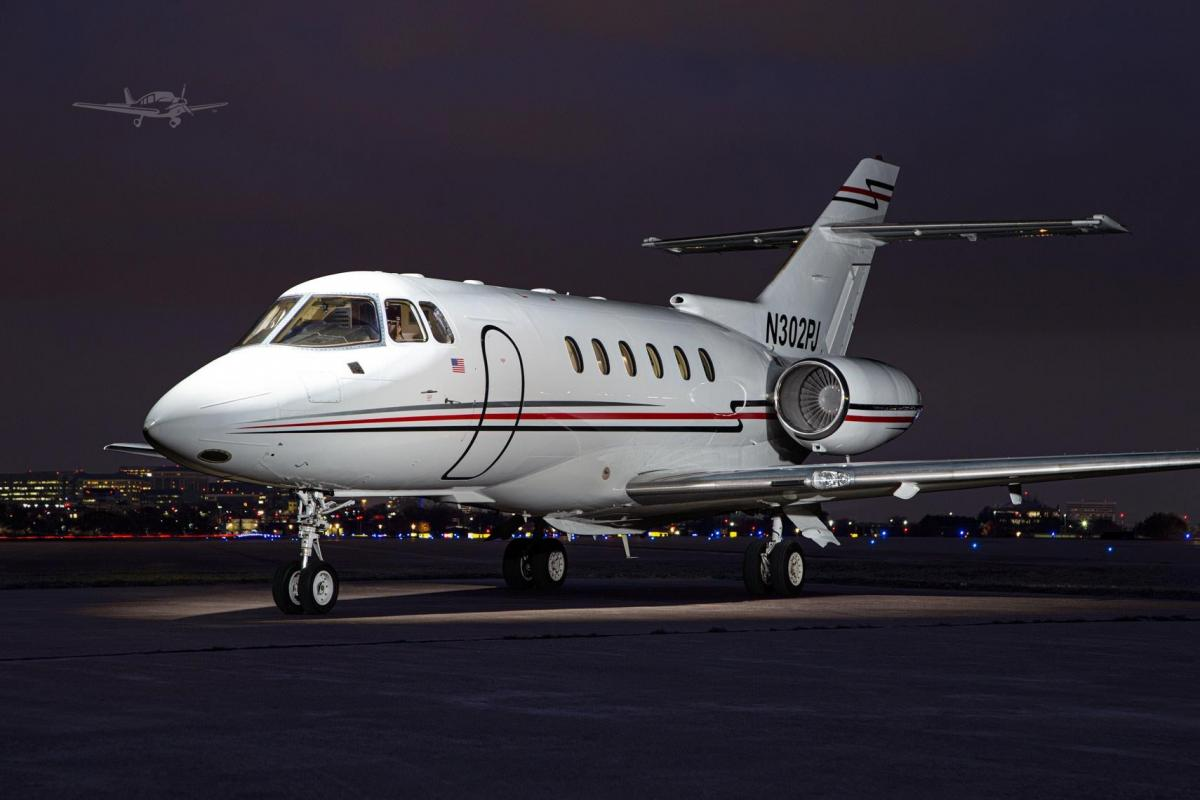 1996 HAWKER 800XP Photo 2