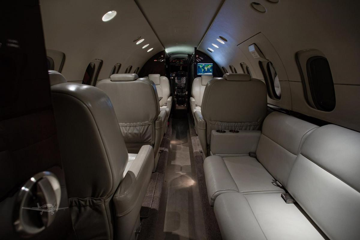 1996 HAWKER 800XP Photo 7