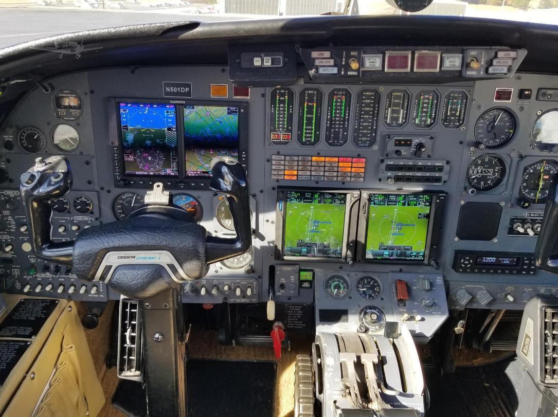1980 Cessna Citation ISP Photo 3