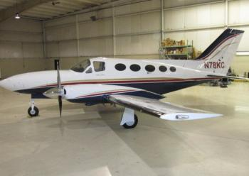1978 Cessna 414 Ram VII - Photo 2