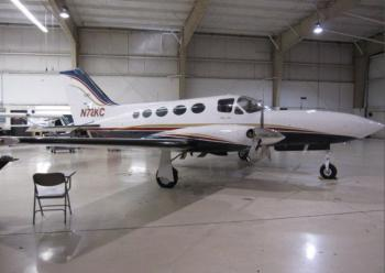 1978 Cessna 414 Ram VII - Photo 3