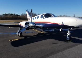 1978 Cessna 414 Ram VII for sale - AircraftDealer.com