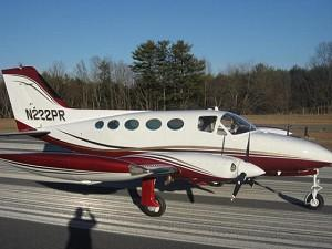 1973 Cessna 414 Photo 2