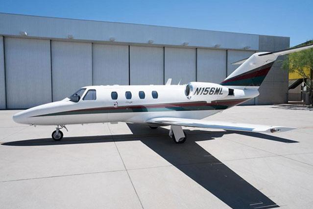 1996 Cessna CitationJet Photo 2