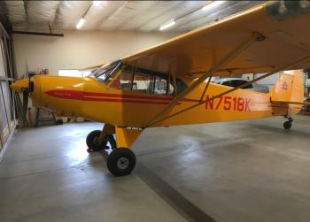 1953 PA-18-135/160 Super Cub for sale - AircraftDealer.com