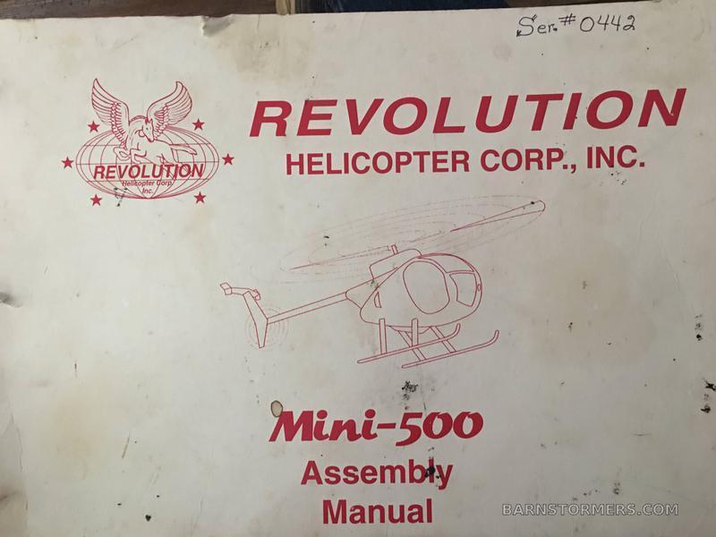 REVOLUTION MINI 500  Photo 7