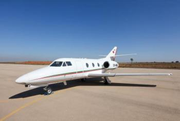 1988 Dassault Falcon 100 for sale