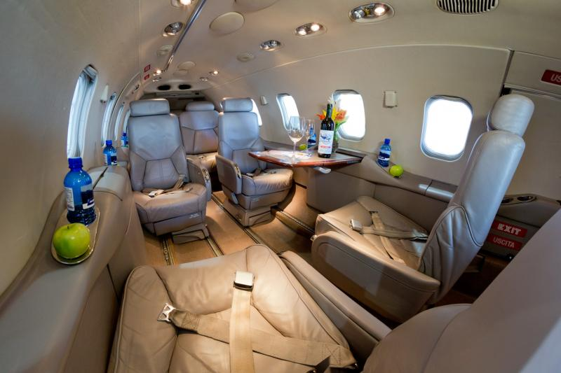 1996 Learjet 31A Photo 4