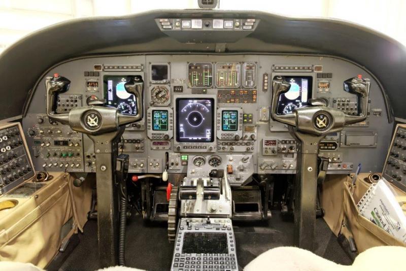 1997 Cessna Citation Ultra  Photo 3