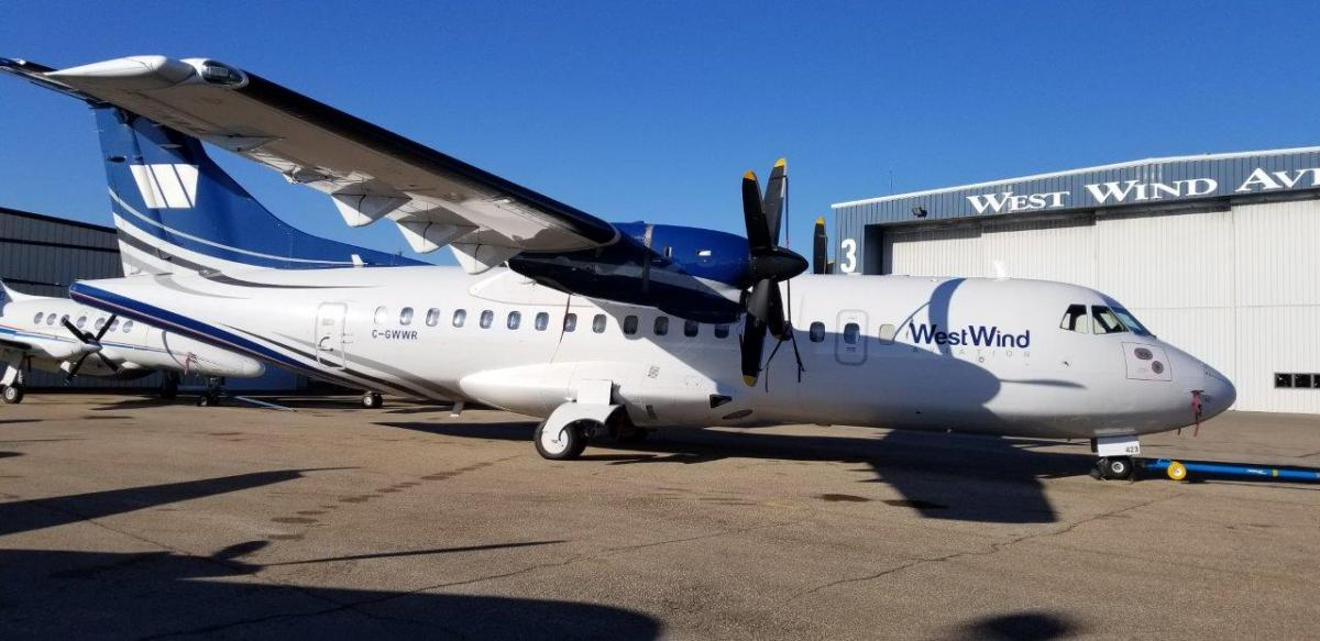 1991 Aerospatiale ATR 42-300 Photo 3