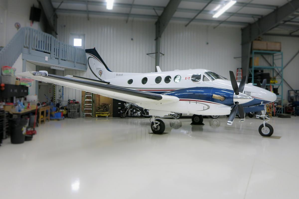 1993 Beech King Air C90B - Photo 1