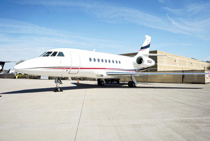 2003 Dassault Falcon 2000EX Photo 3
