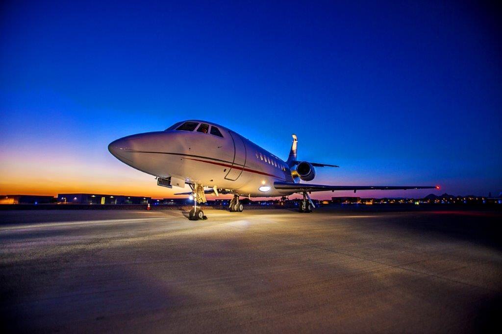 2003 Dassault Falcon 2000EX Photo 2