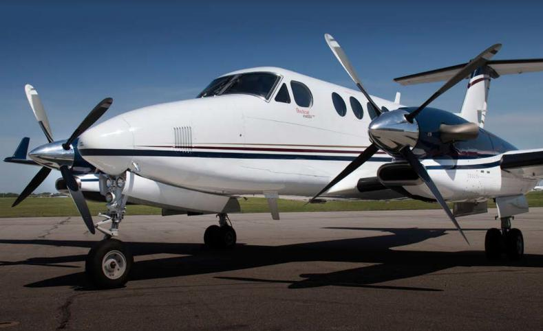 2011 Beech King Air 350i - Photo 1