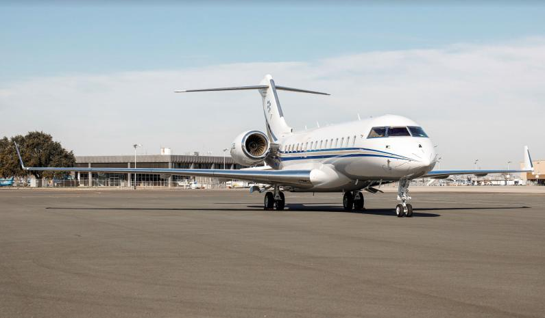 2007 Bombardier Global XRS Photo 2