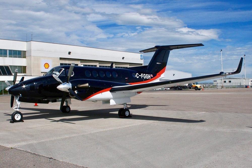 1998 Beech King Air B200 Photo 2