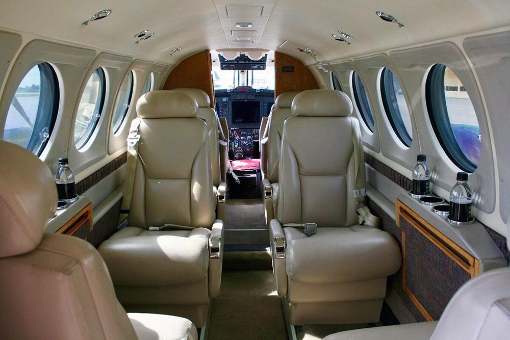1998 Beech King Air B200 Photo 5